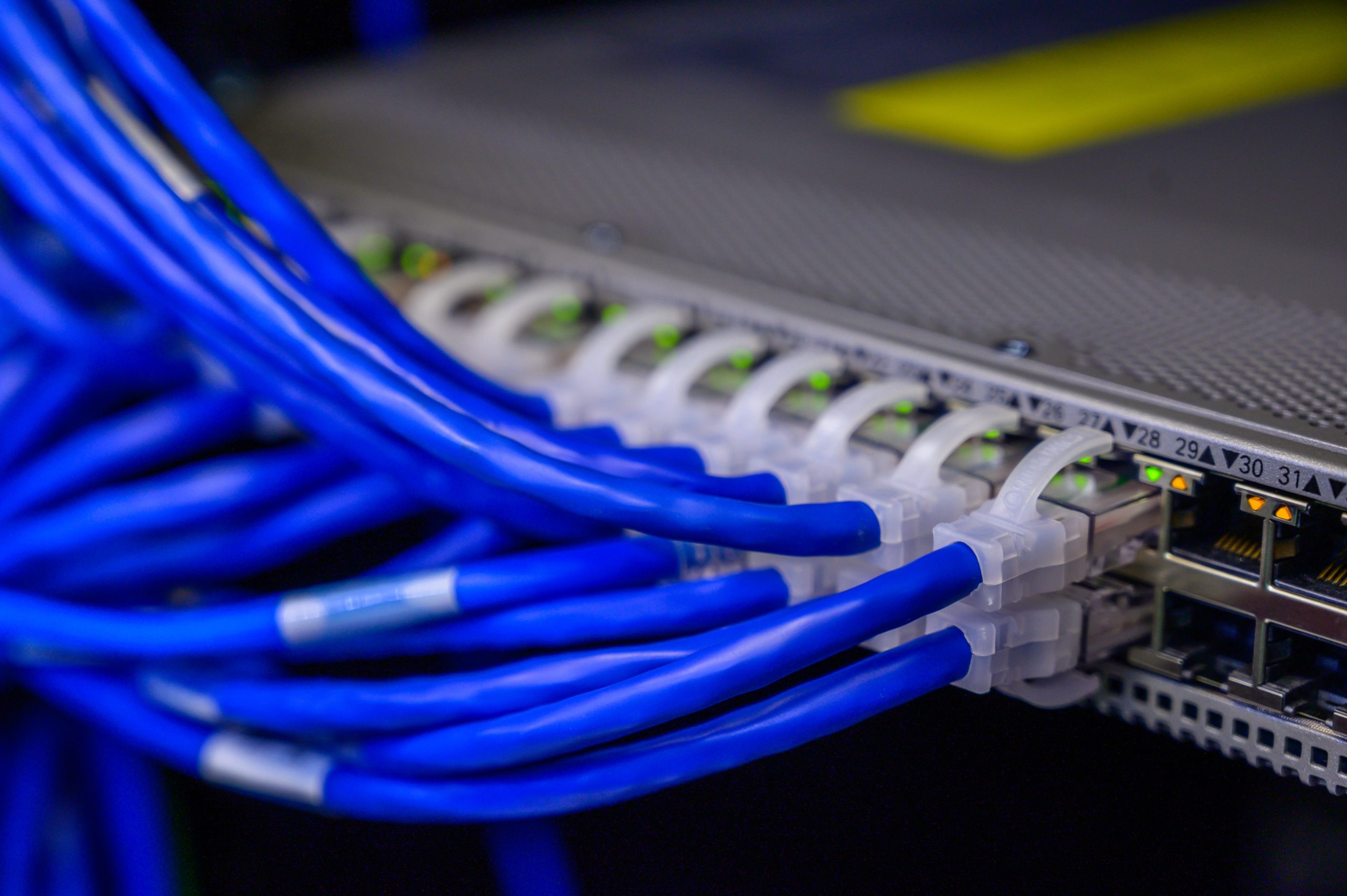 Cabling and Electrical - Yorkshire IT Services - Harrogate, Wetherby, Leeds, York, Otley