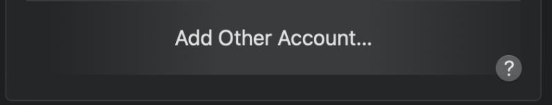 Microsoft 365 - Add Other Account